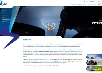 heli-union-oil-gaz